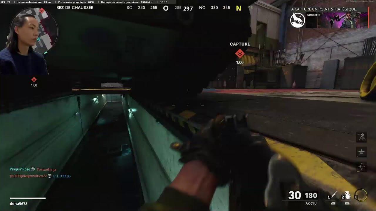 [LIVE 🔴] COD : Black Ops Cold War Multijoueur Gameplay !