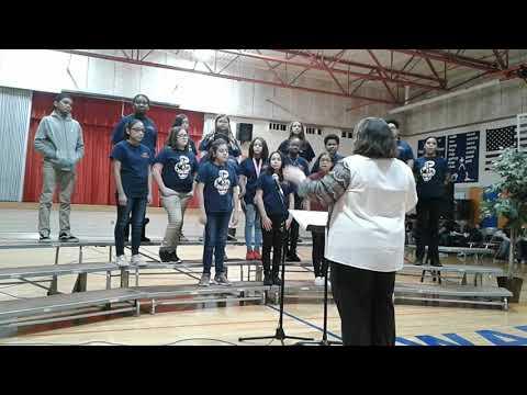 Winburn Middle School Chorus