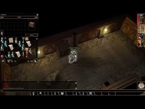 Let's Play Neverwinter Nights 28: Clearing out the Dock Streets