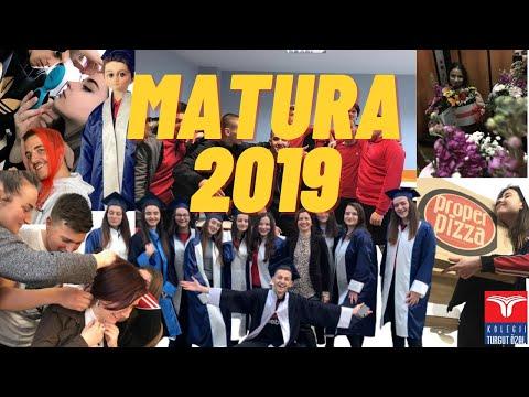 Matura 2019 Turgut Özal College 12A