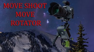 MOVE SHOOT MOVE ROTATOR - how to set up, exposure math and photoshop blending