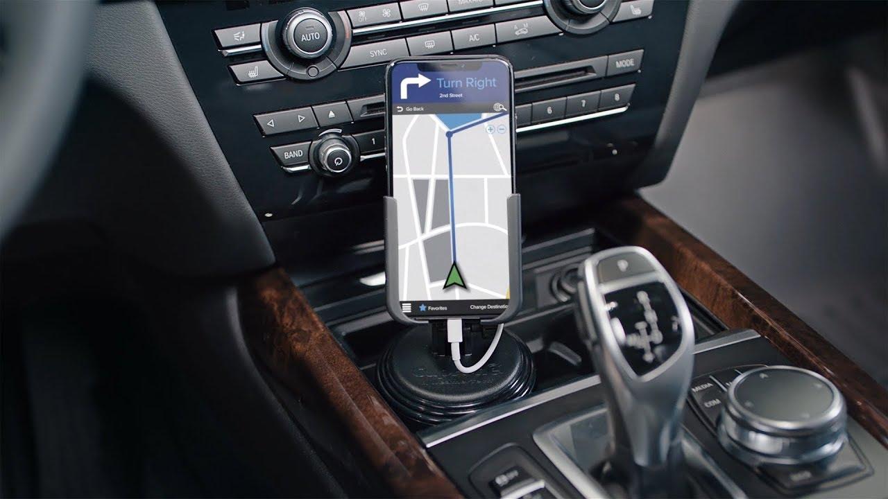 goodbye phone fumbles  weathertech cupfone u2122 commercial