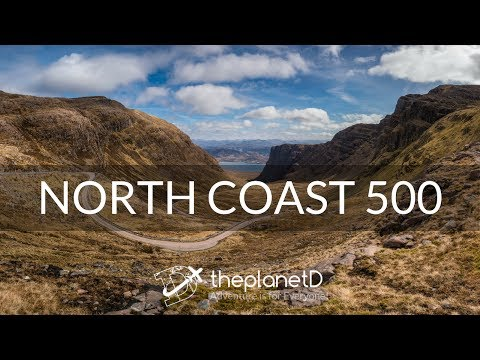 North Coast 500  - Travel to Scotland's Epic Answer to Route