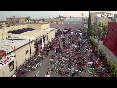 Ride With Us - RWU 2017 - Ruff Cycles In Huntington Beach