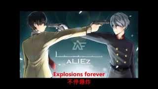 (附中英歌詞) Aldnoah Zero【高音質1080P】插曲Keep on Keeping on (Full)