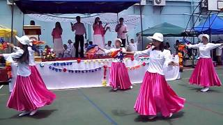 El Shaddai Tambourine Dancers Hong Kong Chapter.....