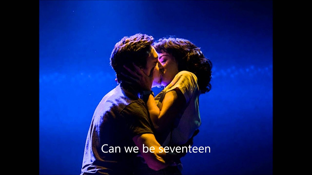Candy Girl Wallpaper Seventeen From Heathers The Musical Lyric Video Youtube
