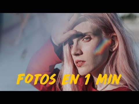FOTOS CREATIVAS EN 1 MIN