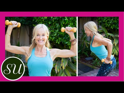 Toned Arm Workout For Women After 50 | Banish Flabby Bat Wings!
