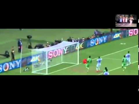 Nigeria (2) vs Argentina (3) 25/06/2014 - Copa Mundial Brasil 2014