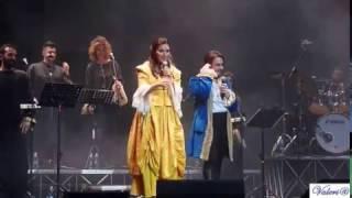 Valerio Scanu - Stia con noi/Beauty and The Beast ft Serena Rossi - Auditorium pdm Roma 17-12-2016
