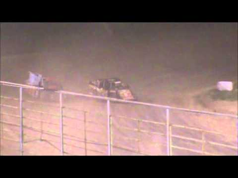 Modified Feature - McCook Speedway - 6/8/2012