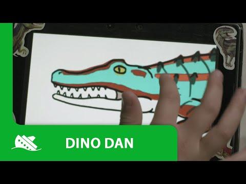 Dino Dan Deinosuchus Promo