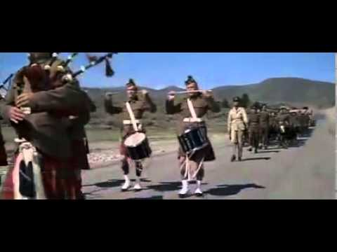 The Canadians Arrive The Devil's Brigade ( Scotland The Brave )