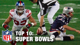 top 10 super bowls of all time nfl now