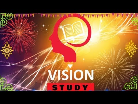 VISION STUDY LAUNCHED || MPSC 2018 PROJECT ||