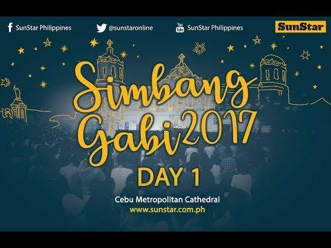 Simbang Gabi 2017 Day 1