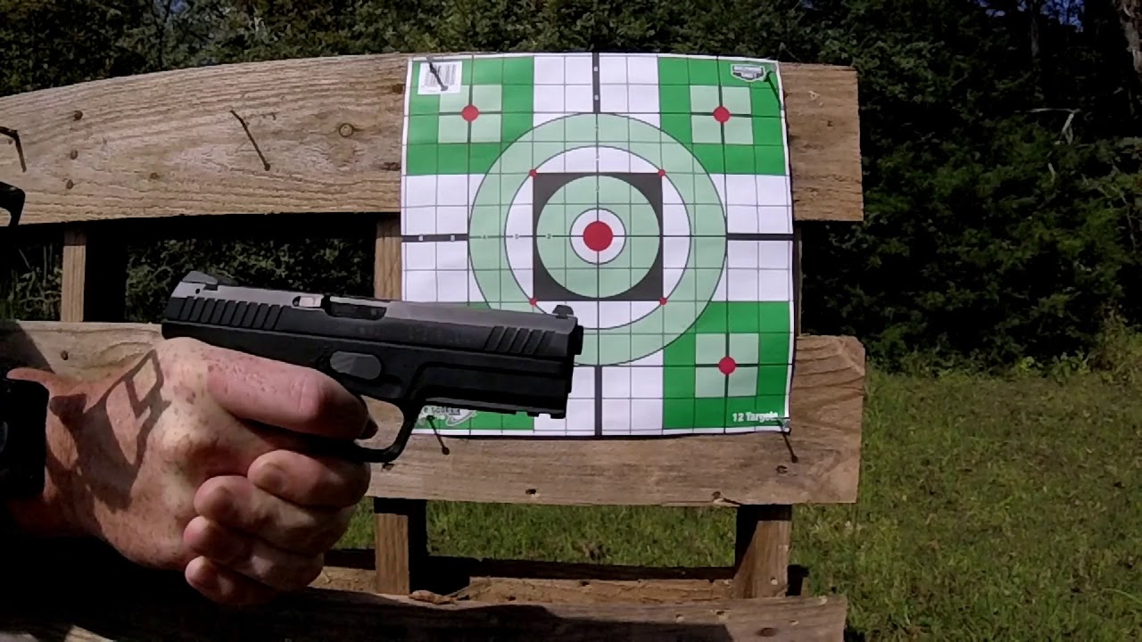Styer Recoil Weight from Range Point precision