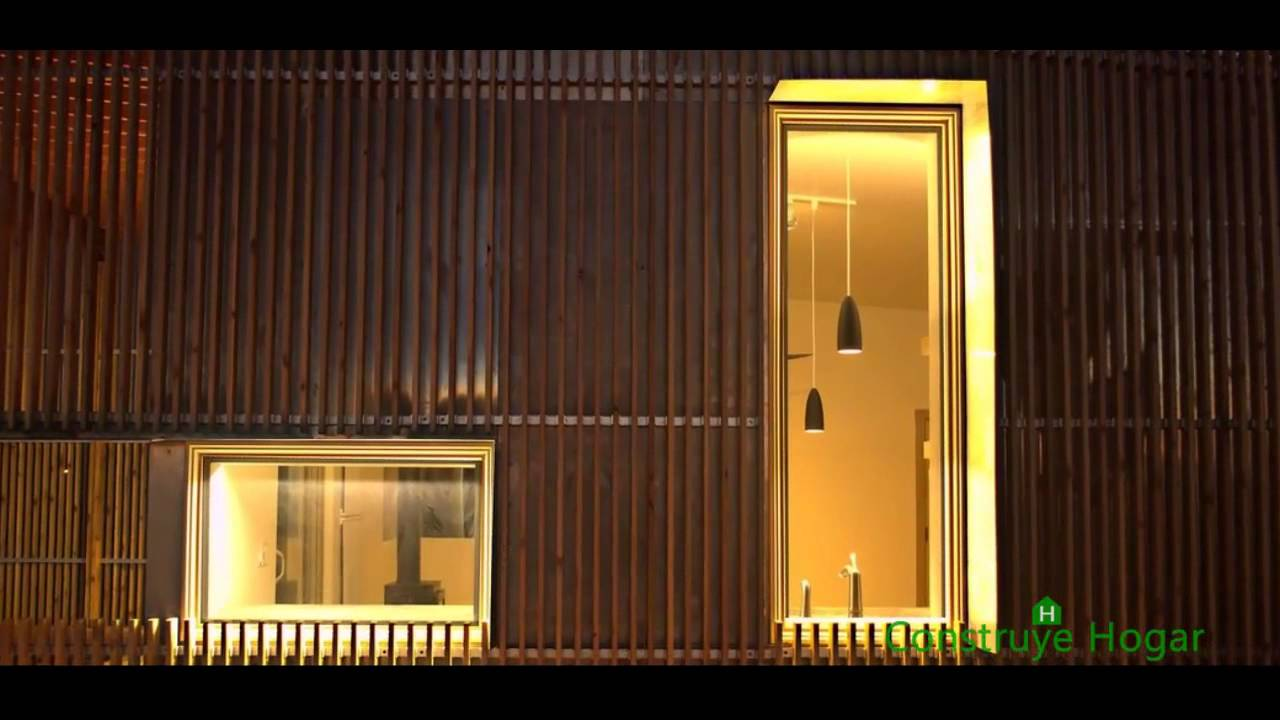 Plano de casa peque a incluimos fachada e interiores for Casas pequenas interiores