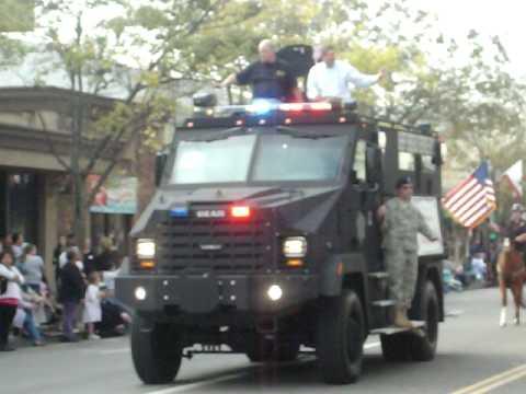 Solano County Sheriff Swat Vehicle Youtube