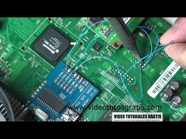 1/4 Tutorial Completo Instalación Reset Glitch Hack (RGH) en