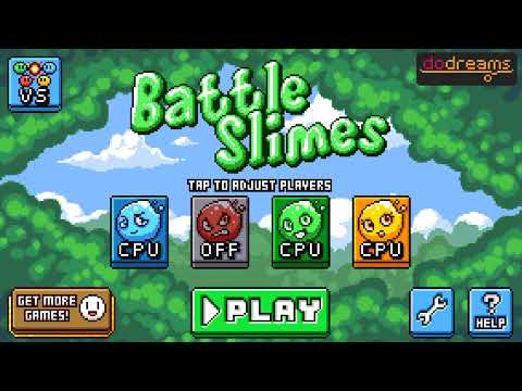 "Battle Slimes Royale Round 7: ""Final Slime-down"""