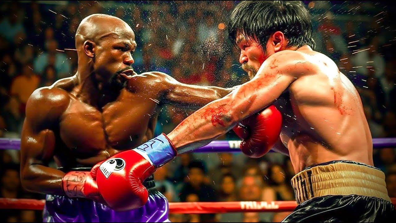 Floyd mayweather vs manny dates