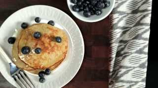 Amazing 3-ingredient Pancakes For One | Cooking Light