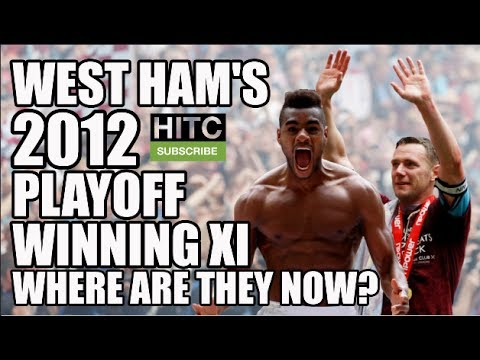 West Ham's 2012 Playoff Winning XI: Where Are They Now?