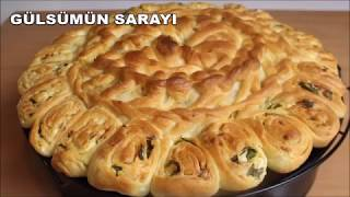 Patatesli, Peynirli Çörek Tarifi - Gülsümün Sarayi