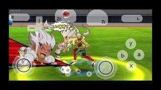 สอนตั้งค่าเกมส์ inazuma eleven go striker 2013 [มือถือ]