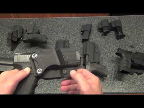 Comp-Tac and Blade Tech Kydex Holster Review