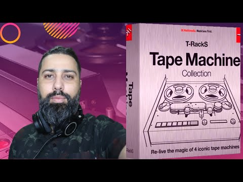 Ik Multimedia T-Racks: TAPE MACHINE COLLECTION [As melhores simulações de Fita]