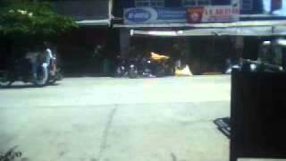 Street of Boulevard bambang nueva vizcaya