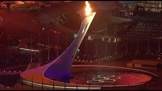 Музыкальный фонтан в Олимпийском парке (Сочи-Адлер)