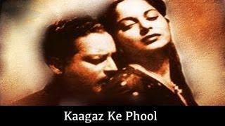 Kaagaz Ke Phool, 1959 137/365 Bollywood Centenary Celebrations