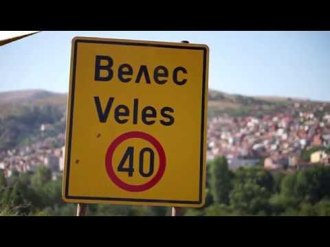 La ville de Vélès au cœur de la politique mondiale