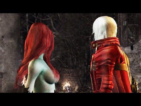 RE4 UHD - Devil May Cry 3 Mod DEMO: Cutscenes run thumbnail