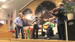 Tjust spelmanslag - Stödkonsert för familjen Ackrell 2015