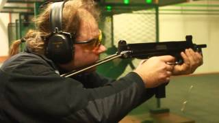 Strzelanie z broni bojowej dla dwóch osób – Białystok video