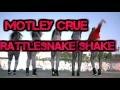 watch he video of Motley Crue - Rattlesnake Shake