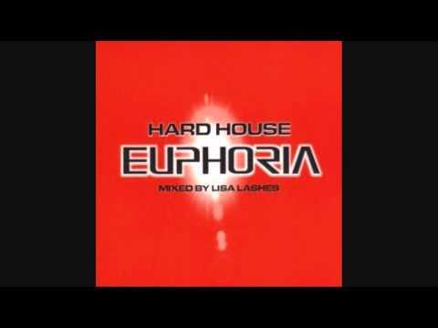 Hard House Euphoria (2000) (CD 2) Mixed By Lisa Lashes