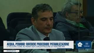 ACQUA, PERRINO: RIVEDERE PROCEDURE POTABILIZZAZIONE