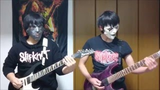 Скачать All Hope Is Gone Dual Guitar Cover Slipknot