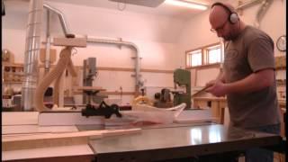 Center for Furniture Craftsmanship with Peter Korn on 207 WCSH Channel 6
