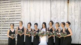Delaware County Fairgrounds Wedding | Manchester, Iowa