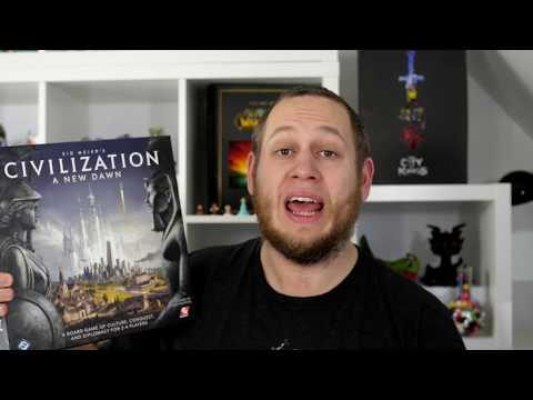 Frank plays Sid Meier's Civilization: A New Dawn