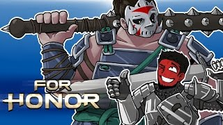 For Honor - Friendly VS Matches 2v2! BRING IT ON!!!!