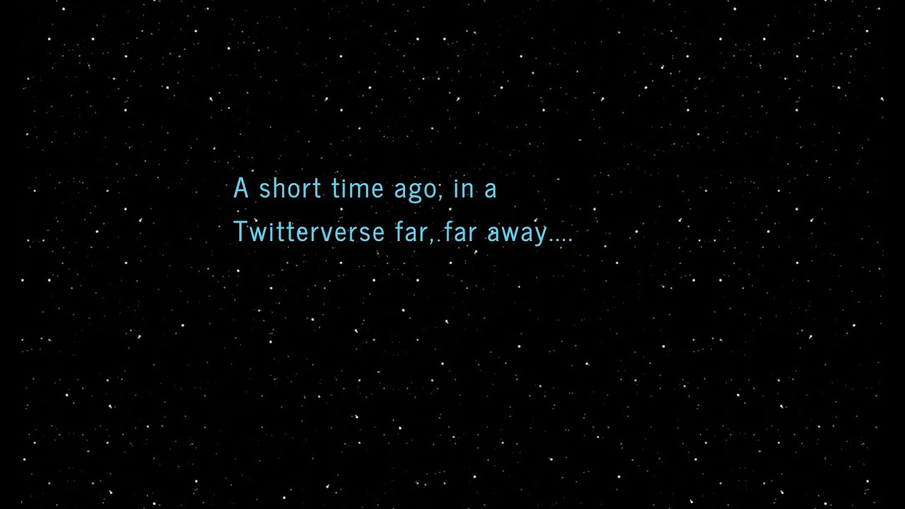 Star Wars Intro Creator, A Website That Lets You Write Your