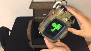 Fallout 4 Pip Boy Edition Unboxing - Collectors Edition